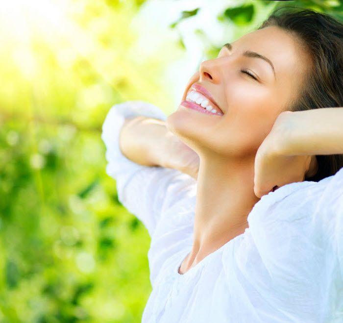 Was Ist Los In Meinem Körper: Heute Schon Gelächelt?