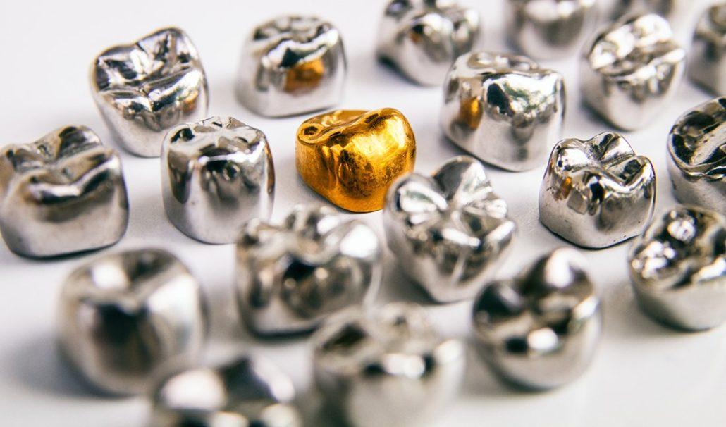 Metallkronen