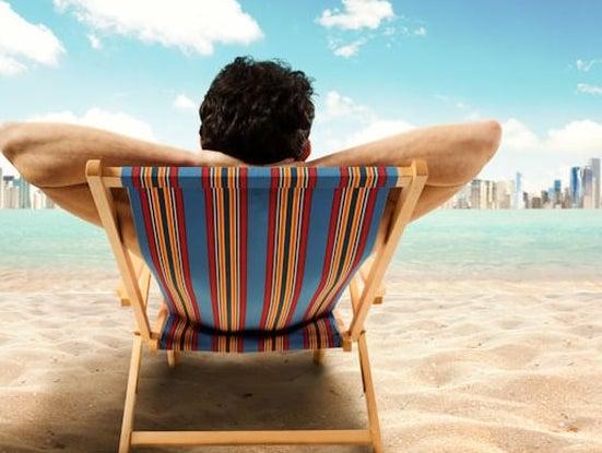 Sonnenbad Gesundheit